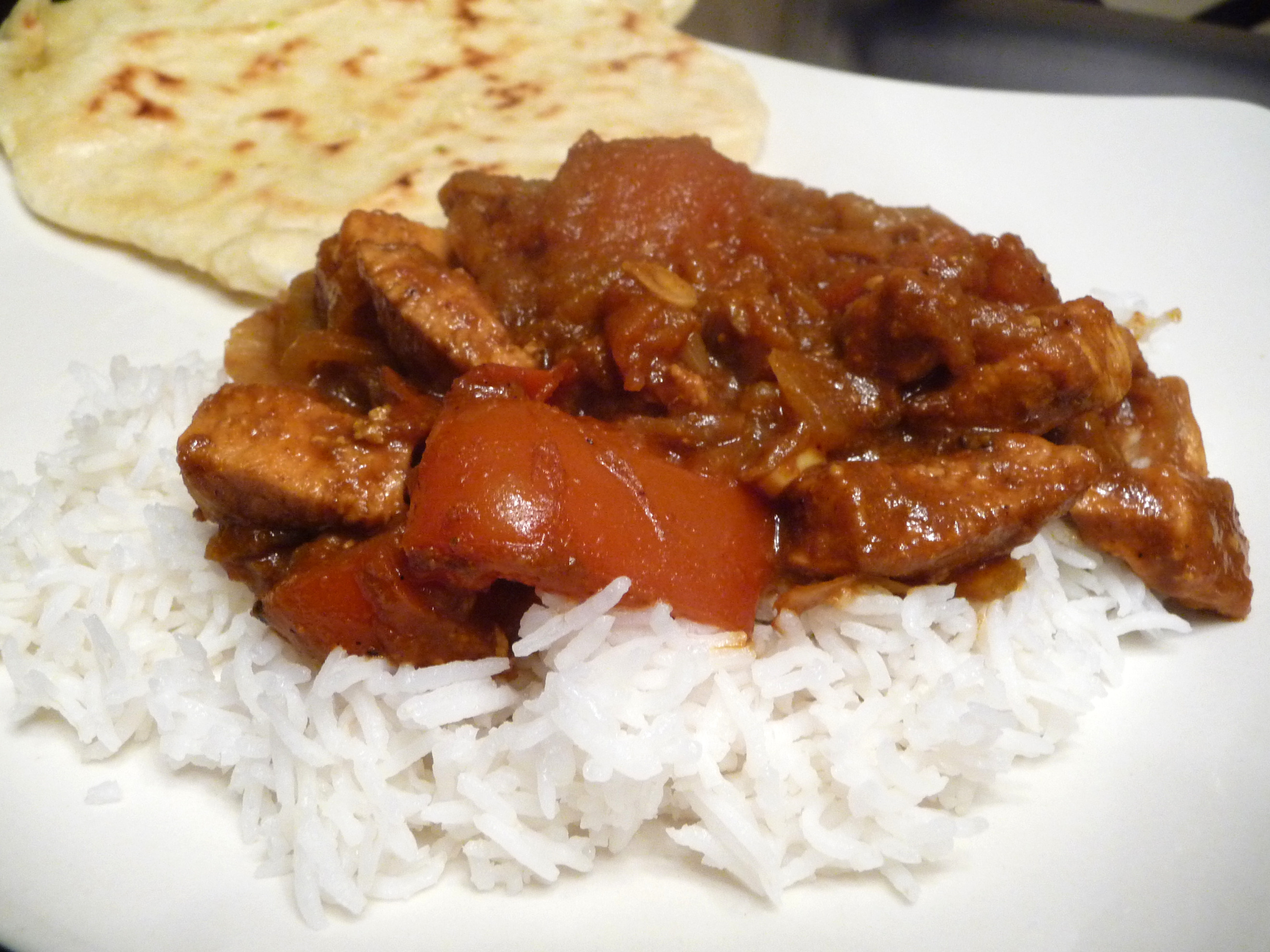 Hands On: Weekend Recipe: Chicken Vindaloo